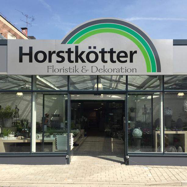 Horstkötter, Floristik und Dekoration in Beckum – Eingang