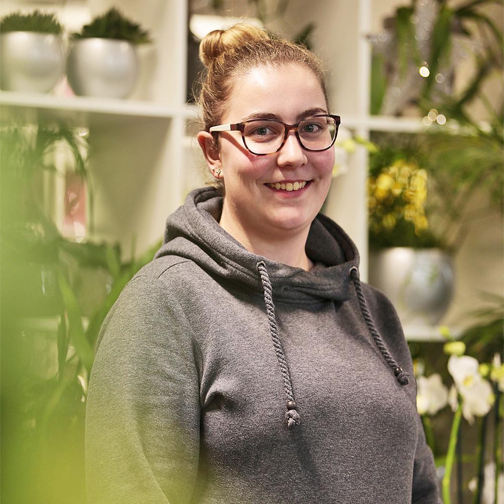 Horstkötter, Floristik und Dekoration in Beckum – Mitarbeiterin Marie-Ines Witte