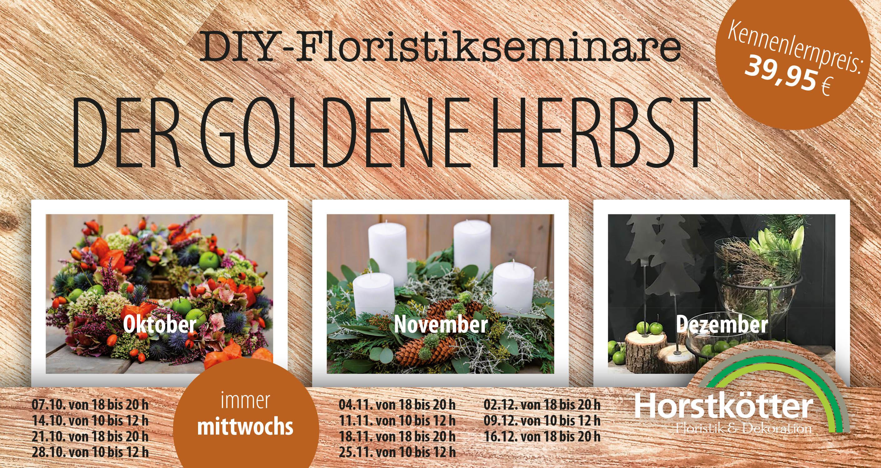 Horstkötter, Floristik und Dekoration in Beckum – Leistungen